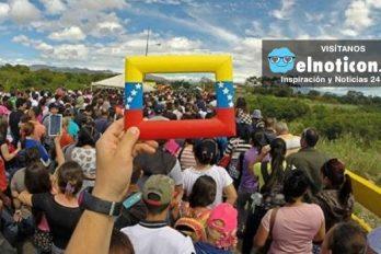 Venezuela extiende el cierre fronterizo con Colombia y Brasil