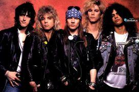 5 canciones de Guns N' Roses para dedicar ¡Amor con muchos acordes de guitarra!