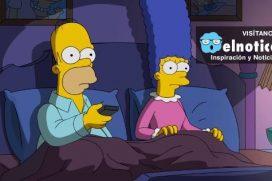 Mira por quién votaría Homero y Marge Simpson en las próximas elecciones de EE.UU