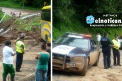 La tormenta tropical Earl golpeó México y ya deja afectados