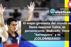 Jossimar Calvo siempre será un ganador ¡Ejemplo colombiano!