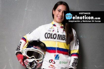 La humildad de Mariana Pajón vuelve a relucir ¡que bella persona es nuestra campeona!