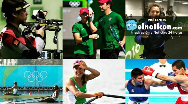 ¡Vamos México! Estos son los deportistas que le pueden dar una medalla al país