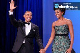8 vestidos de Michelle Obama que nos dejaron con la boca abierta ¡Toda una fashionista!