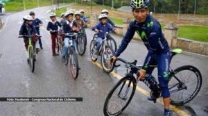 El ejemplo que es Nairo Quintana para las generaciones futuras