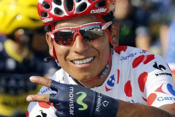 Nairo Quintana no descansa y desde ya prepara el 2017 ¡GRANDE CAMPEÓN!