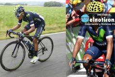 Nairo Quintana, nuevo líder de la Vuelta España ¡EL MEJOR DE TODOS!