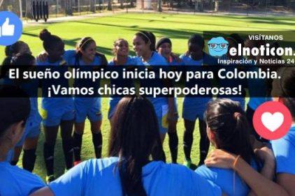 La Selección Femenina de fútbol iniciará hoy su participación en Río 2016