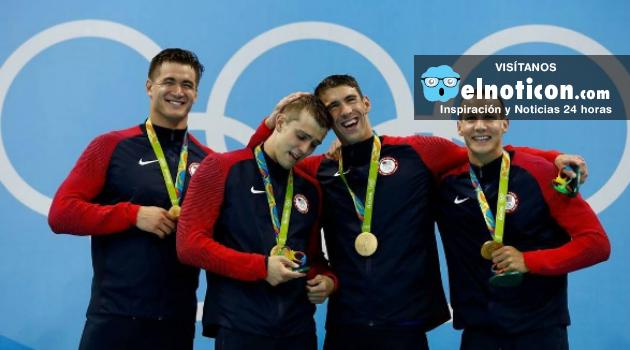 Estados Unidos supera las mil medallas de oro en la historia de los Juegos Olímpicos