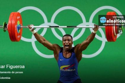 El bello mensaje de Óscar Figueroa a todos los deportistas jóvenes del país ¡VALE LA PENA SOÑAR!