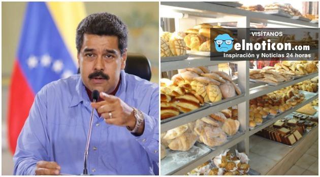 Gobierno de Nicolás Maduro ahora fiscaliza las panaderías en Caracas