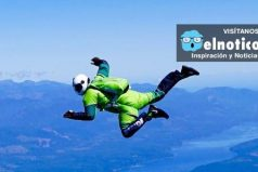 El hombre que se lanzó sin paracaídas desde una altura de 7.620 metros y cayó en una red