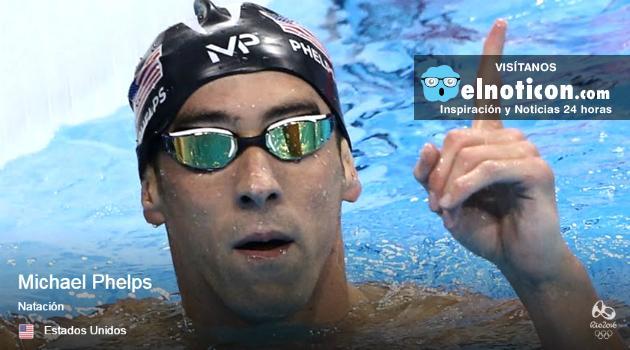 Michael Phelps: el hombre récord en la natación olímpica