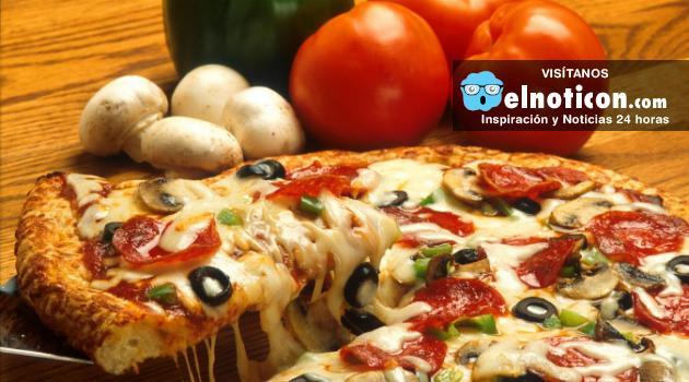 México, el segundo país del mundo en consumir más pizza