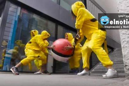 Los pokémones ahora atacan a los jugadores y se vuelve viral en redes