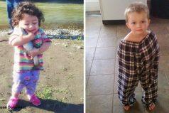 Fotos que demuestran que los niños nunca tedejan aburrir