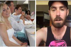 Exesposo de mujer que subastó su vestido de novia para pagar divorcio decidió responder