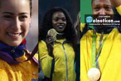 El salario que recibirán Pajón, Ibargüen y Figueroa ¡Que bueno que apoyen a los deportistas!
