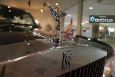 El emblema del carro de lujo Rolls Royce, imposible de robar ¡Mira por qué!