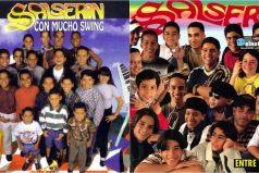 ¿Cantabas y bailabas con las canciones de Salserin? ¡Recuérdalos con sus principales éxitos!