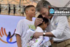 Santos sancionará como ley 'De Cero a Siempre' ahora será política de Estado