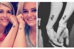 Hermosos tatuajes que puedes hacerte con tu mamá