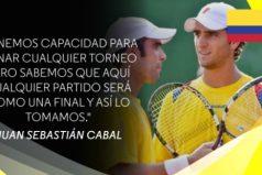 Un like para nuestros grandes tenistas colombianos
