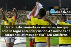 Un like para nuestro goleador Teófilo Gutiérrez