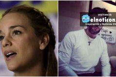 Lilian Tintori denuncia que amenazaron de muerte a Leopoldo López