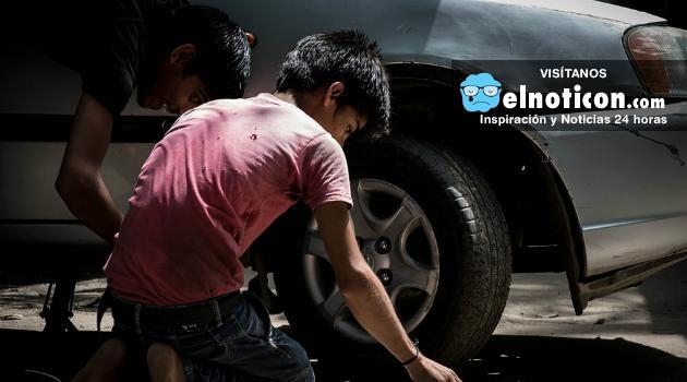 Más de 2 millones de ninos mexicanos trabajan