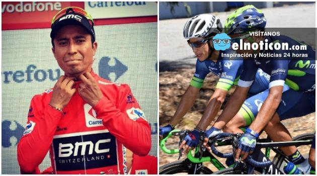 Atapuma sigue defiendo la camiseta de líder en la Vuelta España