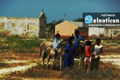 Crisis humanitaria de niños en La Guajira a causa de la desnutrición