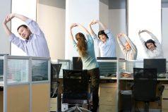 ¿Sabías que las pausas activas te pueden salvar la vida? ¡A ponerte en forma!