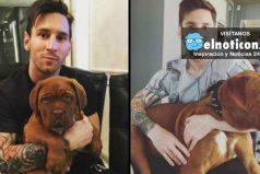 Las mascota de ama Messi ¡ya es más GRANDE que su dueño!, conoce todo de este divino