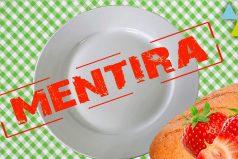 10 mitos falsos sobre alimentación que tienes que conocer