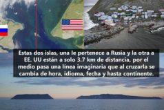 Las islas en el mundo que permiten viajar en el tiempo ¡INCREÍBLE!