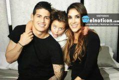 Daniela Ospina esta feliz por su amiga, ¡James y ella son la pareja perfecta!