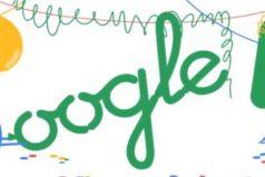 Aniversario de Google: el 18 cumpleaños del gigante
