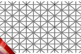 15 ilusiones ópticas que te volarán la cabeza ¡Pon tu inteligencia a prueba!