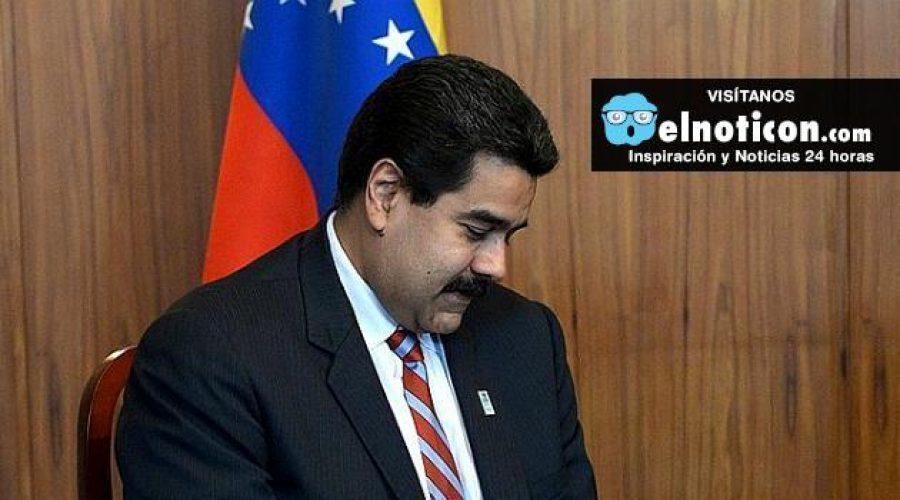 El 67 % de venezolanos votaría en contra de Maduro en un eventual referendo revocatorio