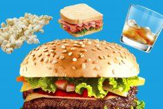 6 comidas que engordan más que una hamburguesa ¡mmmm que deli es comer!
