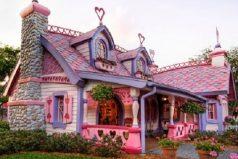 8 casas reales inspiradas en dibujos animados ¡Amé la de Heidy!