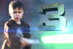 Los videos que hace el papá de este niño son geniales ¡Parece que vivieran en una película de ficción!
