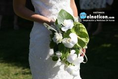 ¡Imperdibles para lucir perfecta! 10 consejos para llevar tu ramo de novia