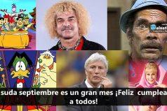 Personajes que enamoran a Colombia ¡Septiempre es un gran mes!