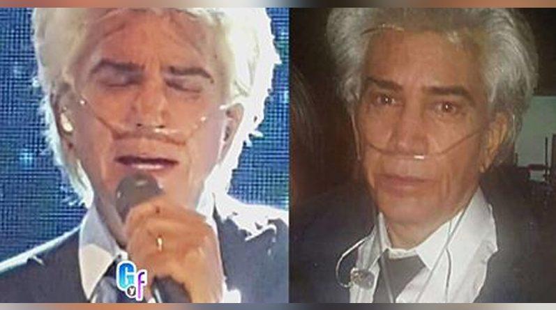 Cantante José Luis Rodriguez