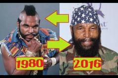 Famosos de los 80's difíciles de reconocer hoy ¡Cambios increíbles!