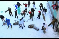 ¿Recuerdas el Harlem Shake? Mira los mejores vídeos de ese fenómeno viral ¡Qué locura!