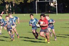 ¡Qué habilidad la de este niño para jugar rugby! A cautivado a las redes sociales