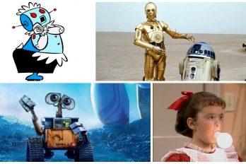 ¿Los recuerdas? Los robots más famosos del cine y la televisión